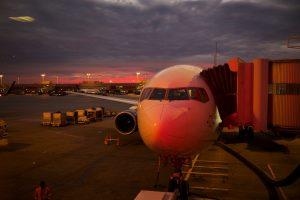 aircraft trip